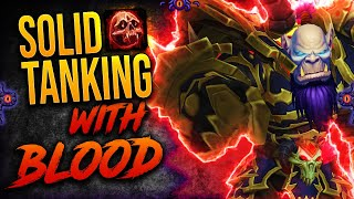 Blood Dk Is Perfect 8 3 Blood Dk Guide Youtube