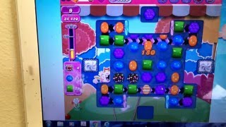 Candy crush level 1696