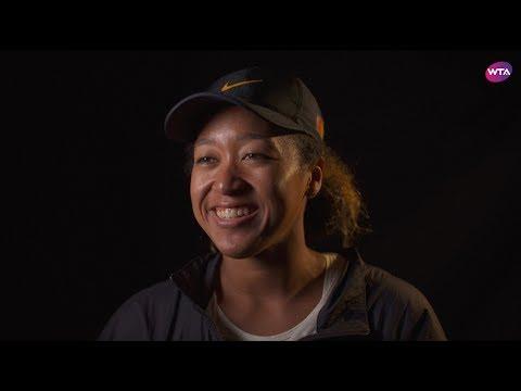 Naomi Osaka | 2019 Italian Open | Pre-Tournament Interview