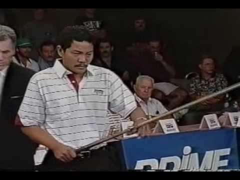 Pbt 1995 8 Ball Efren Reyes Vs Jeff Carter Final