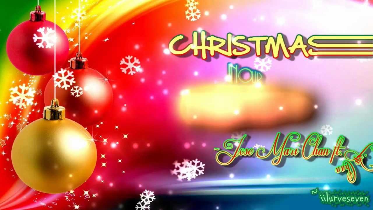 Christmas In Our Hearts - Jose Mari Chan ft. Liza Chan lyrics - YouTube
