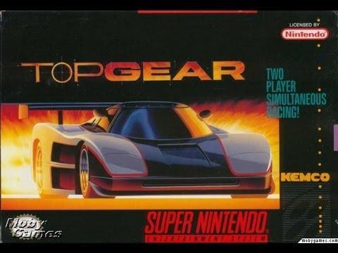 Top Gear Series Quick Review - SNESdrunk