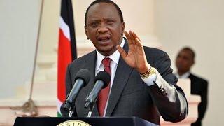 Voter listing rallies: President asks Kenyans to ignore opposition 'propaganda'