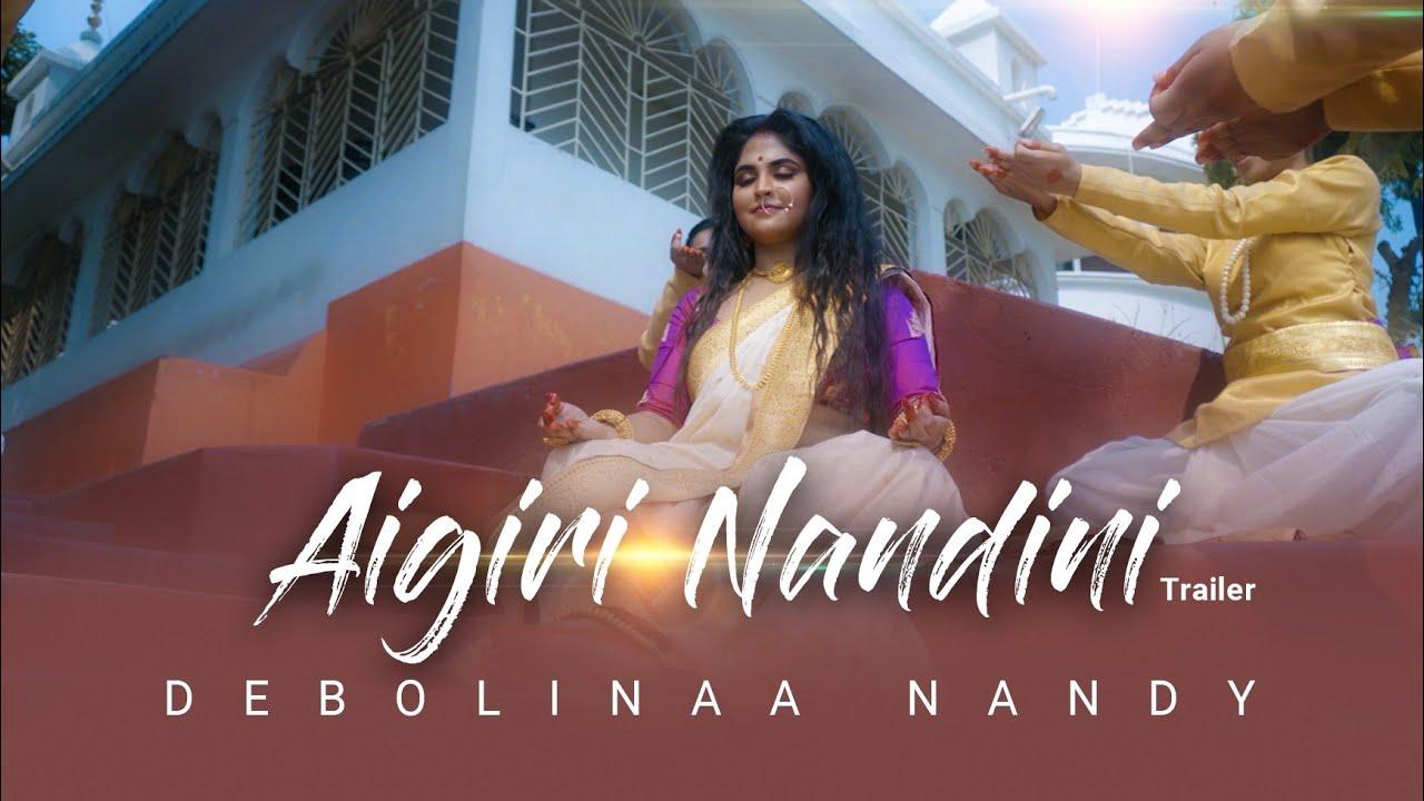Aigiri Nandini   Teaser   Debolinaa Nandy   Arnab Chowdhury   Pujo Special 2020