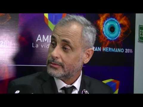 Jorge Rial: En este momento estoy tranquilo y solo