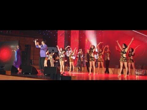 Беркут пен АИША сольный концерт  Тау Тау Сезим (Таттiмсiн) АСТАНА (Официальное видео)
