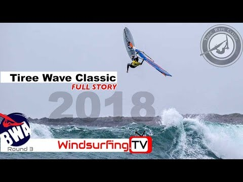 Tiree Wave Classic 2018 - Full Story