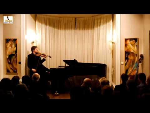 Michael Foyle   Maksim Stsura   W A Mozart   Sonate KV 378