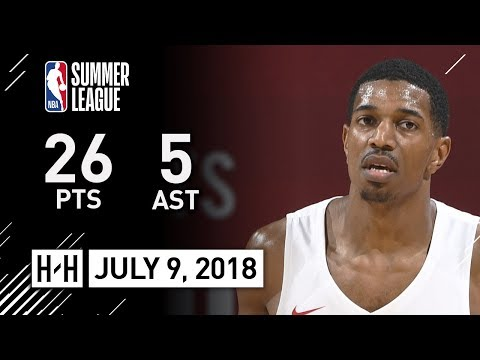 De'Anthony Melton Full Highlights vs Clippers (2018.07.09) NBA Summer League - 26 Pts, 10 Reb, 5 Ast