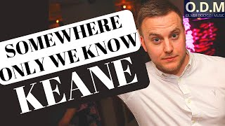 Keane - Somewhere Only We Know (Acoustic Cover by Oli)