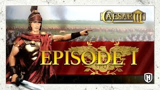 NOSTALGIA ENGAGED! | Caesar III Gameplay