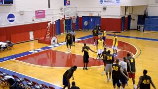1  | Team Spain Vs Team Italy | 2012 BlackTop Management Showcase