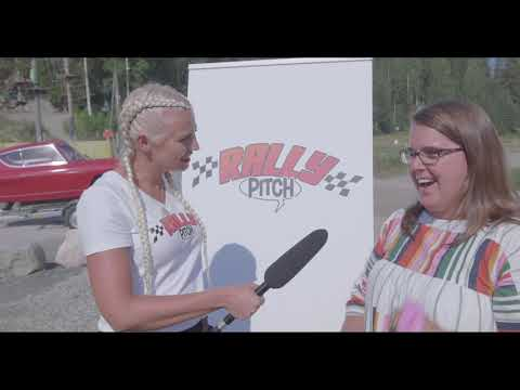 RallyPitch - Post Event Interview : Leona Gilbert