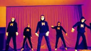 MIMS --- WE CAME HERE TO PARTY(JABBAWOCKEEZ COVER) 2015