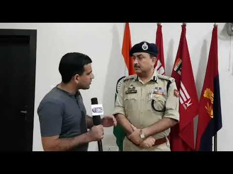 Terrorists can disrupt Independence Day function, says IGP Jammu Dr. S.D.Singh Jamwal