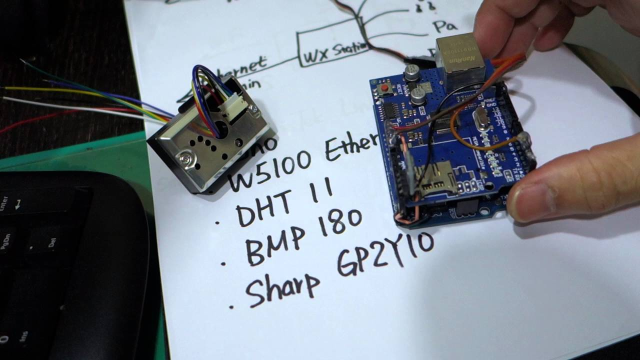 APRS Arduino projects: TNC, WX, Tracker