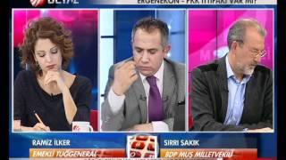 Sırrı Sakık, Latif Şimşek'i kızdırdı.