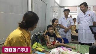 Hà Nội: 144 trẻ mầm non nhập viện sau bữa ăn trưa