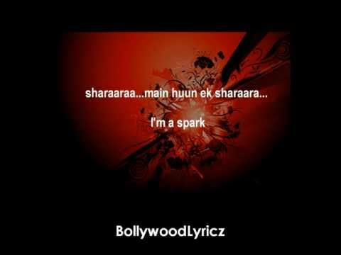 Sharara [English Translation] Lyrics