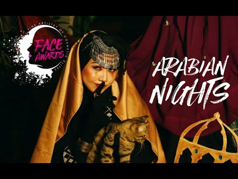 NYX Faceawardsmy Top 30 Challenge: Arabian Night I Gypsy Glam