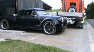 audi mini v6 pick up lifes to short to watch paint dry