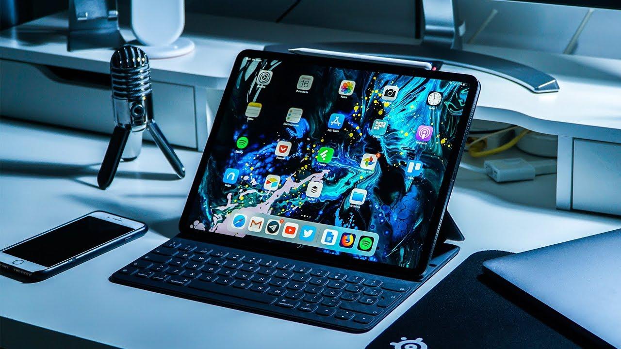 b7e7946fbb2 Análisis del iPad Pro 2018: potencia enjaulada en un dispositivo brutal