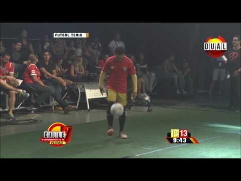 Calle 7 Panamá - Futbol tenis