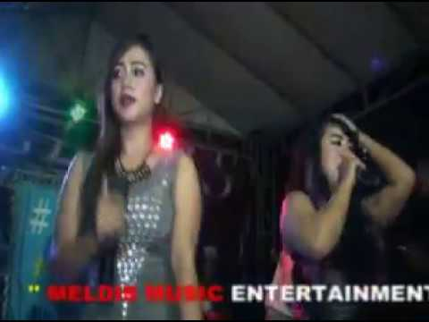 """NIKAH DIBAWAH TANGAN - Miss Laura feat Mis Novi """"MELDIS MUSIK"""" duh... sayang buanget"""