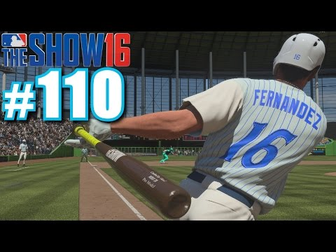 GABE TOTALLY FREAKS OUT! | MLB The Show 16 | Diamond Dynasty #110
