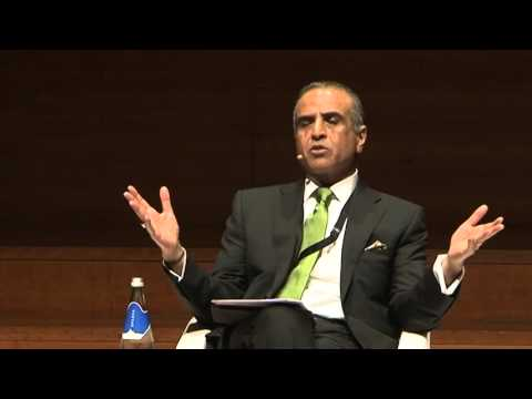Sunil Bharti Mittal on global trade in the 21st century