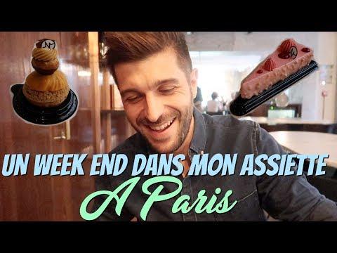VLOG UNE JOURNÉE DANS MON ASSIETTE A PARIS