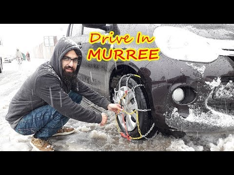 How To drive in MURREE..??? | Be Careful..!!!