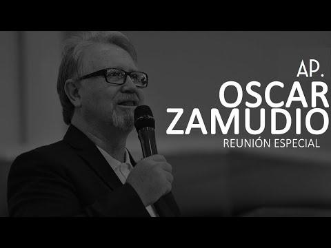 Visita Del Apóstol Oscar Zamudio - Iglesia Cristiana Rio De Dios
