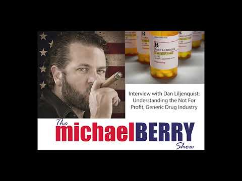 Michael Berry - Understanding the world of Generic Drugs