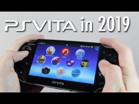 Why You Should Buy a PS Vita in 2019