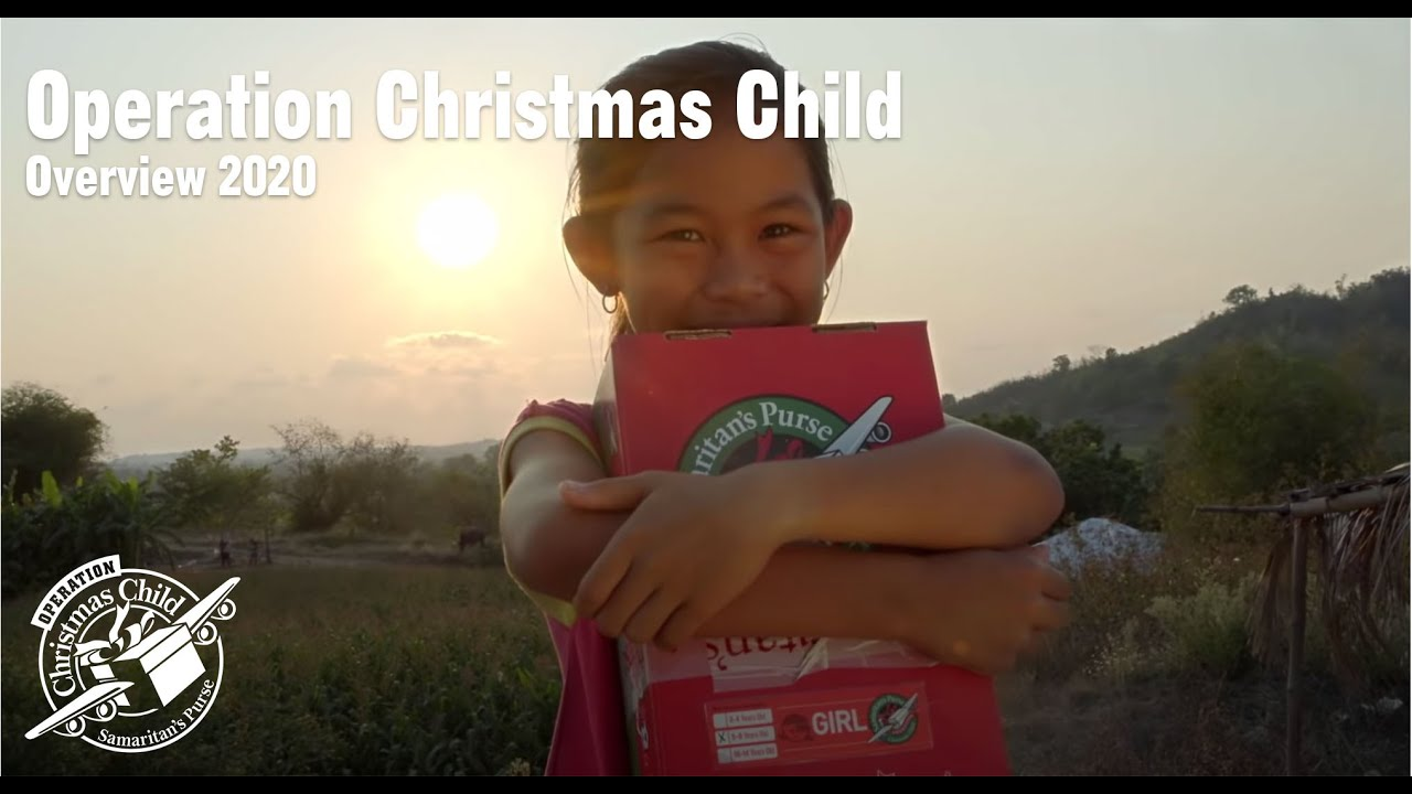 When Are Operation Christmas Boxes Due 2020 Operation Christmas Child Overview 2020, Full   YouTube
