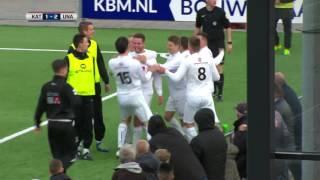 Samenvatting Katwijk - UNA (2-3)