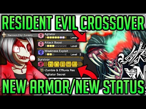 Resident Evil Event Breakdown - New Armor - New Vaal - New S