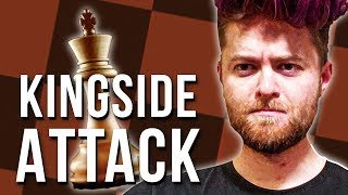 How to Attack your Opponent's King | GM Aman Hambleton
