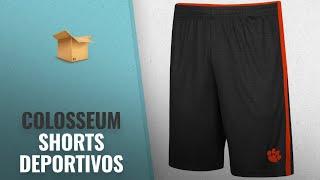 Productos 2018, Los 10 Mejores Colosseum: Colosseum Mens Clemson Tigers Basketball Shorts