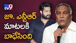 Jr NTR comments are waste of time says Tammareddy Bharadwaja | Jai Lavakusa reviews - TV9