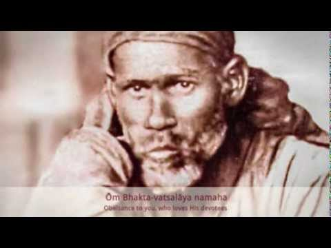 Shirdi Sai Baba Stotram - with english translation