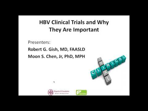 Part 2: Clinical Trials - What They Mean for the Hepatitis B Community