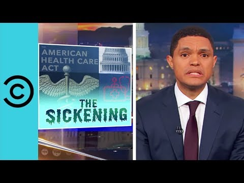 The Republican Healthcare Plan Is Falling Apart - The Daily Show | Comedy Central