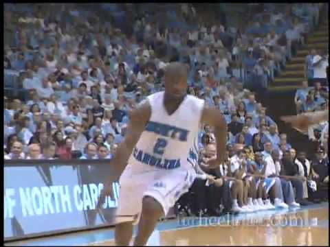 Carolina Basketball Alumni Game Highlights