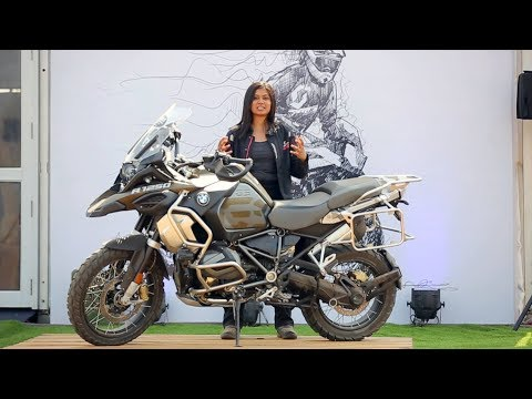 BMW Motorrad GS Experience: A Bike That Won't Fall Even Without A Stand!