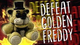 BURN EVERYTHING!! | The Joy Of Creation: Story Mode ENDING! - Part 5 (ATTIC COMPLETE) GOLDEN FREDDY!