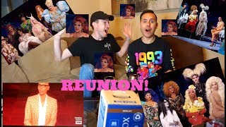 Rupaul's Drag Race Season 10 episode 13 Reunion {REACTION}