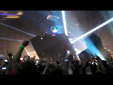 Deadmau5  Some Chords wTiny Dancer Vocals,  @ The Palladium, Hollywood
