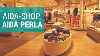 AIDAperla: AIDA Shop